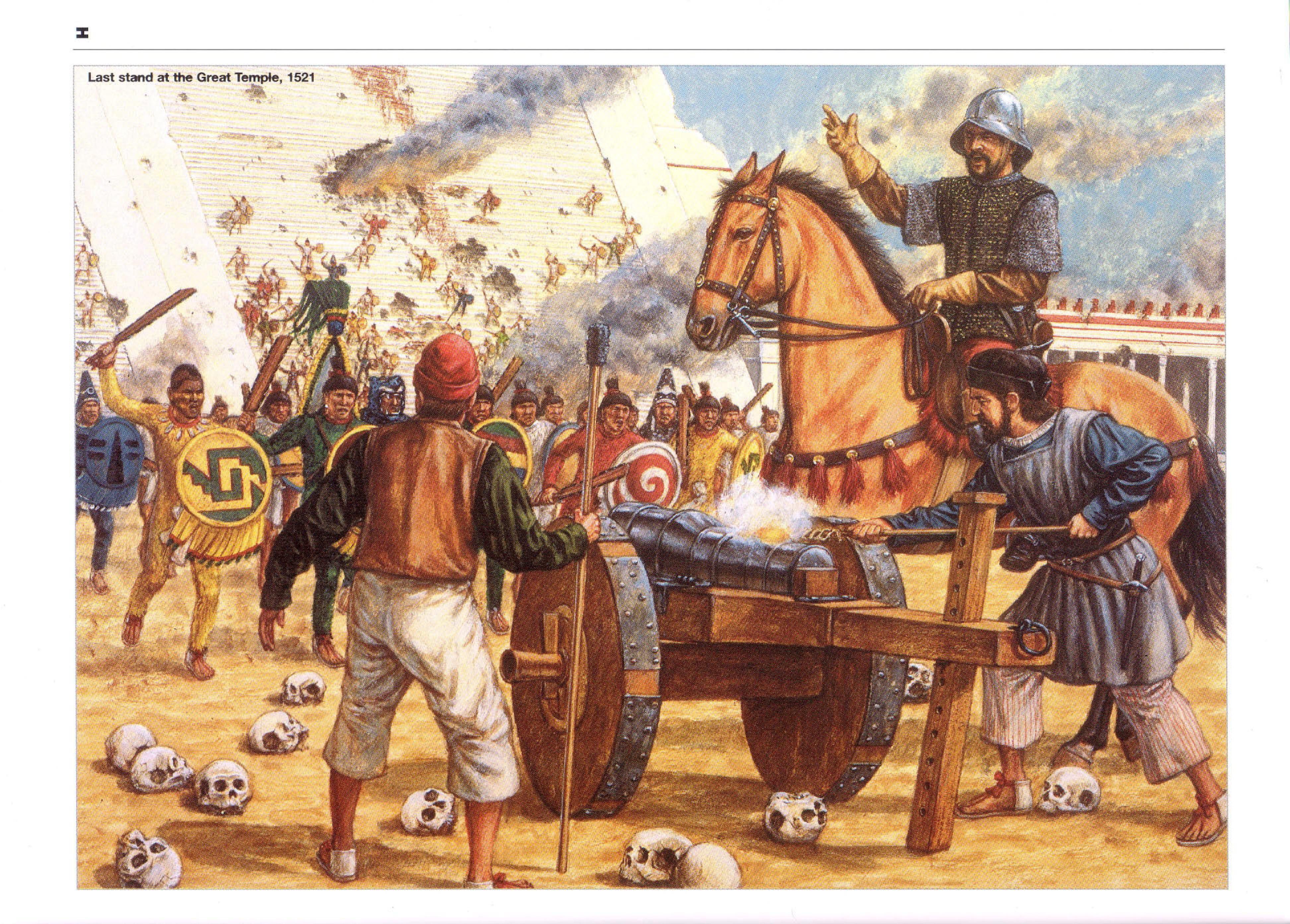 Siege Of Tenochtitlan Computer Wallpapers, Desktop ...