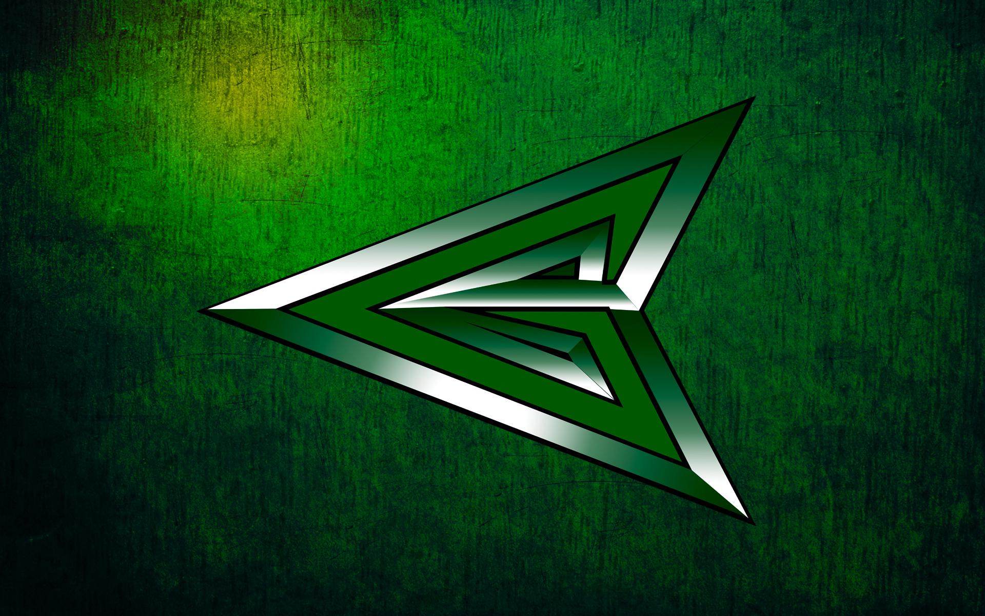 Arqueiro Verde Full HD Papel de Parede and Background ... Green Arrow Superhero Logo