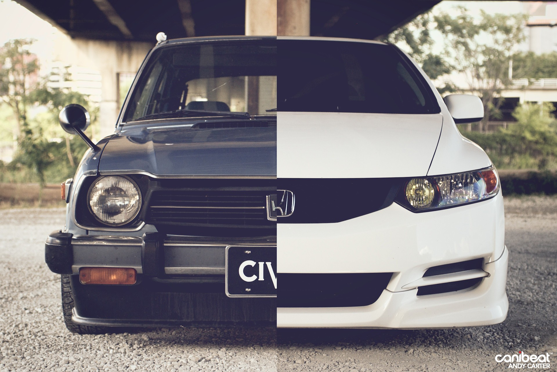 12 Honda Civic Hd Wallpapers Backgrounds Wallpaper Abyss