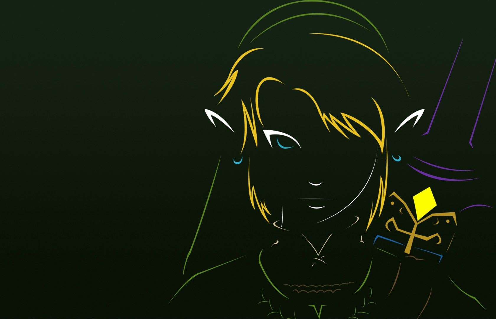 the legend of zelda wallpaper and background image | 1680x1080 | id