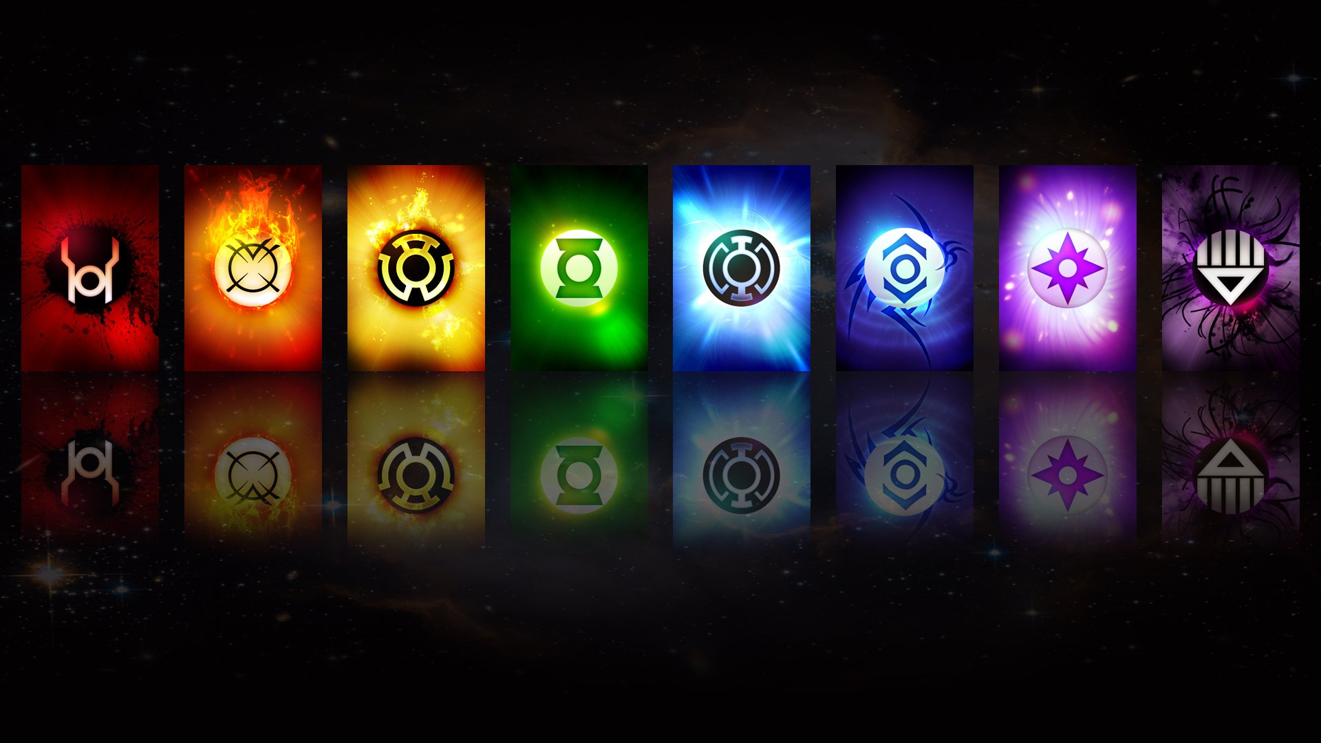 24 Blue Lantern Hd Wallpapers Background Images Wallpaper Abyss