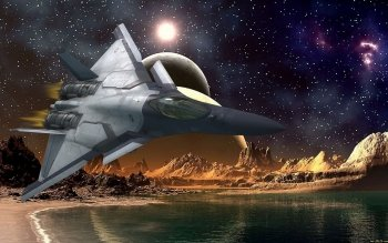 Sci Fi - Spaceship Wallpapers and Backgrounds ID : 403357