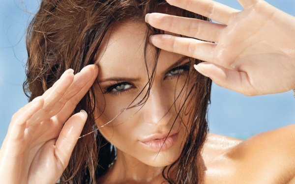 Women Monika Pietrasinska Models Poland HD Wallpaper | Background Image