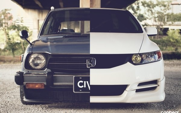 Vehicles - honda civic Wallpapers and Backgrounds