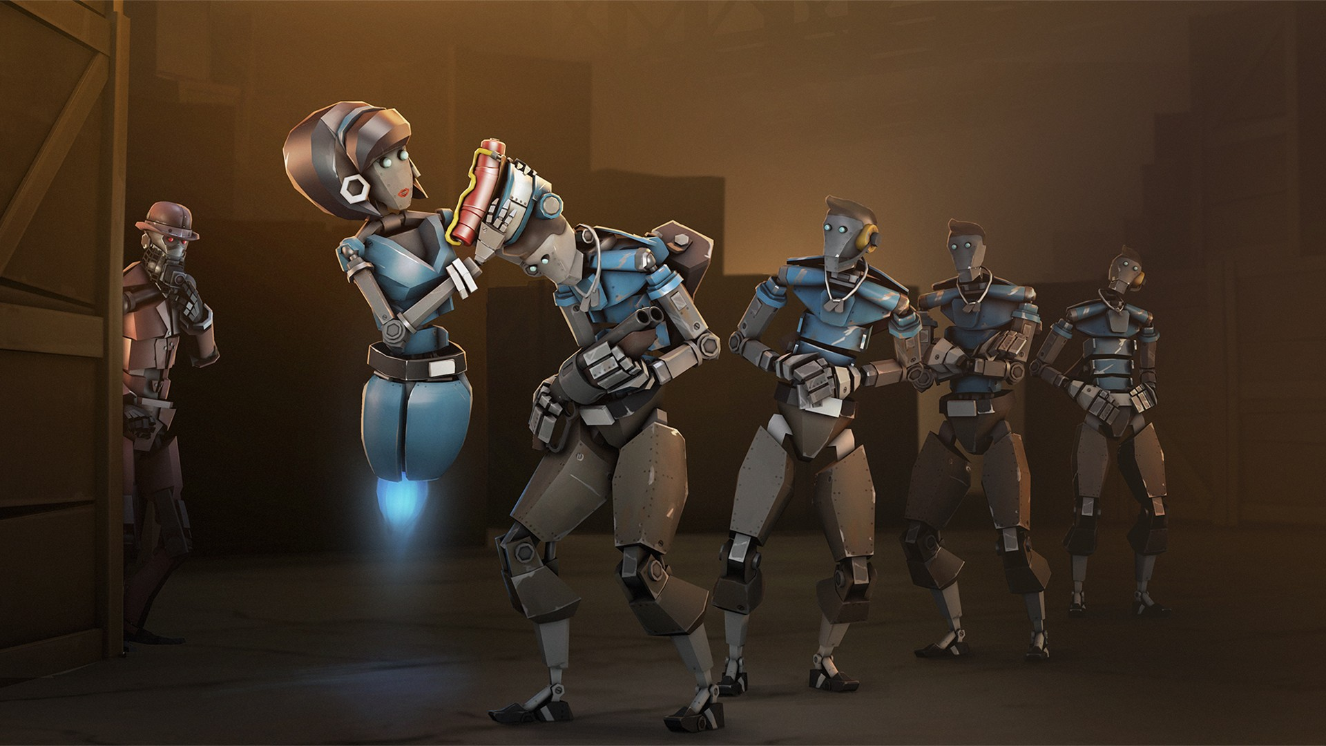 team fortress 2 hd wallpaper background image