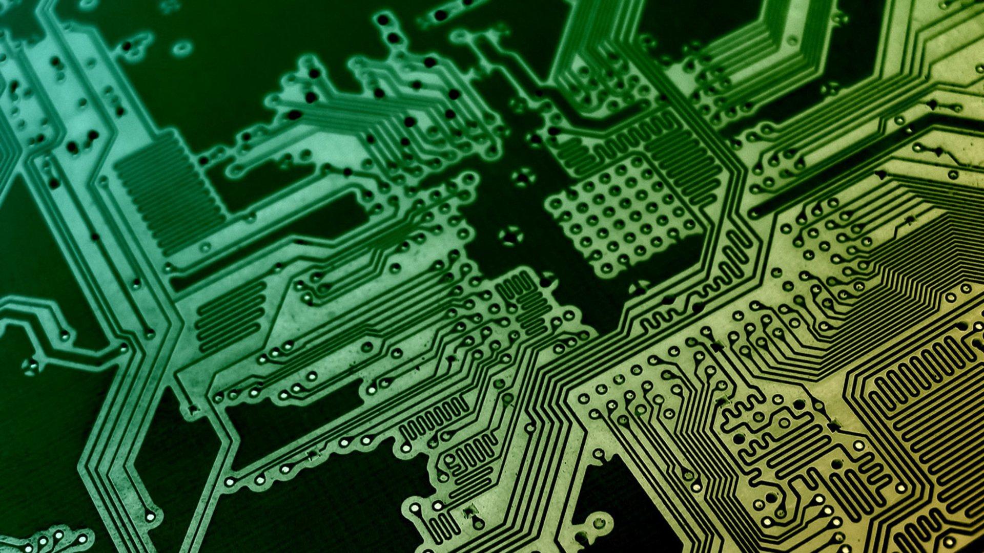 Technology - Circuit  Wallpaper
