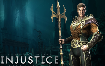 Computerspel - Injustice: Gods Among Us Wallpapers and Backgrounds ID : 404092