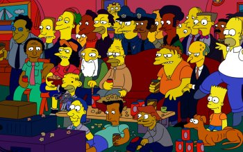 Televisieprogramma - The Simpsons Wallpapers and Backgrounds ID : 404256