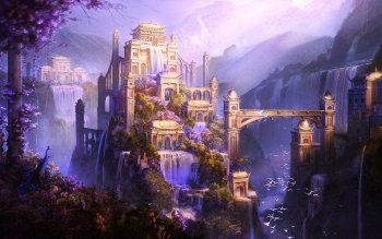 Fantasy - Castle Wallpapers and Backgrounds ID : 404422