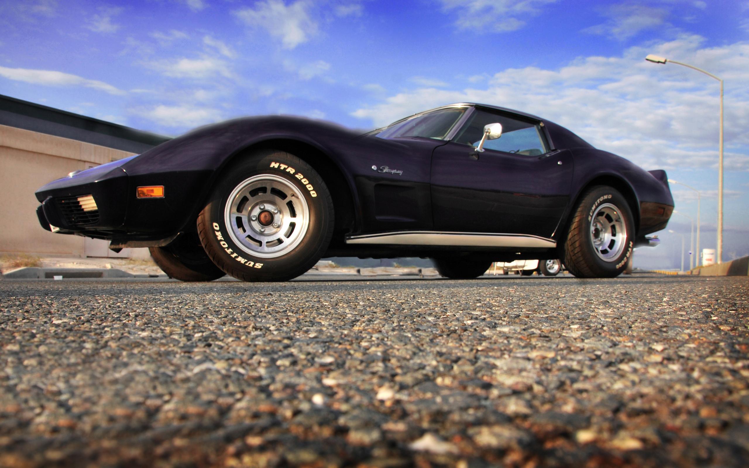Chevrolet Corvette Stingray Full HD Wallpaper And Background Image
