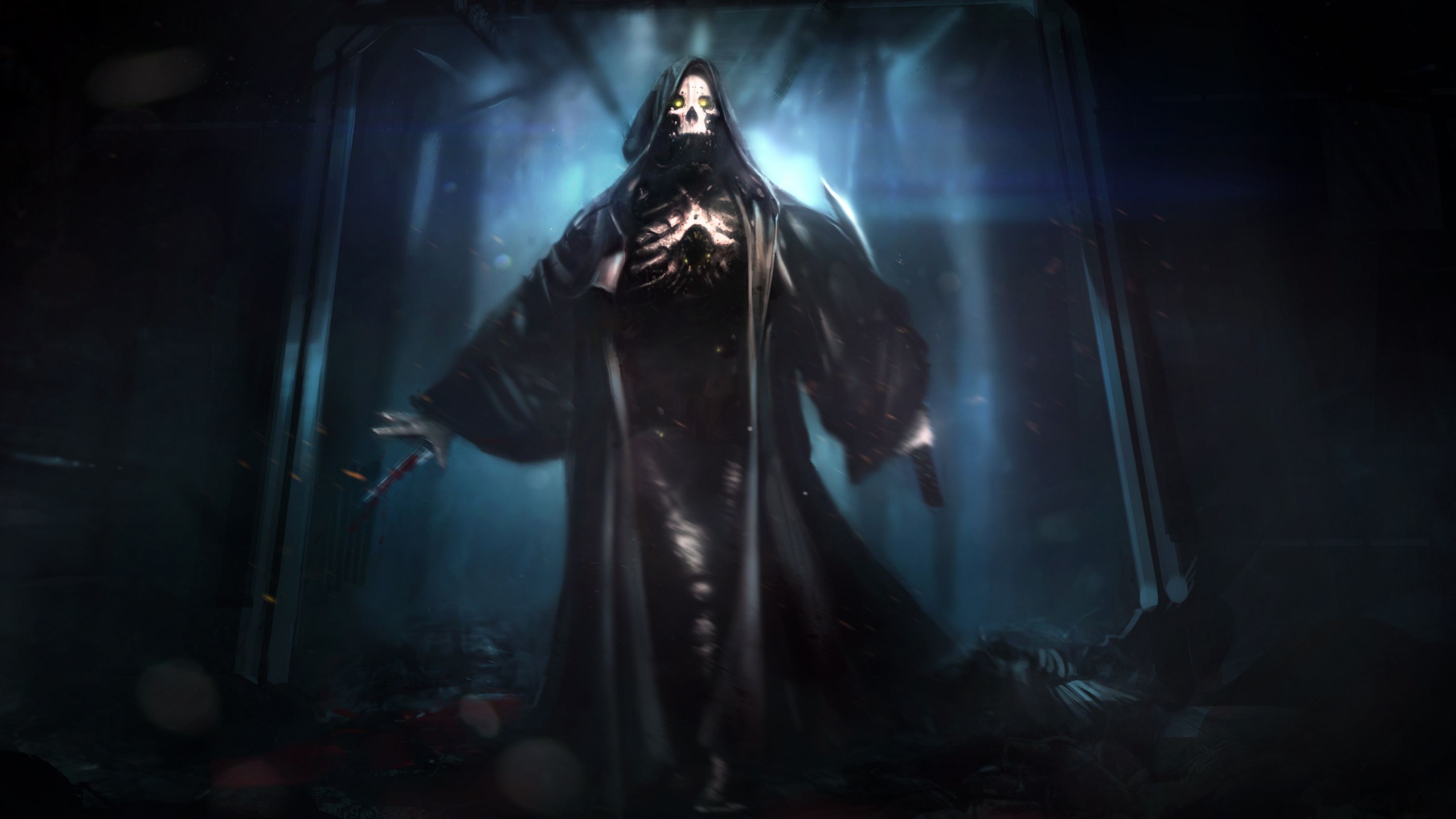Creepy full hd wallpaper and background image 3200x1800 - 3200x1800 wallpaper ...