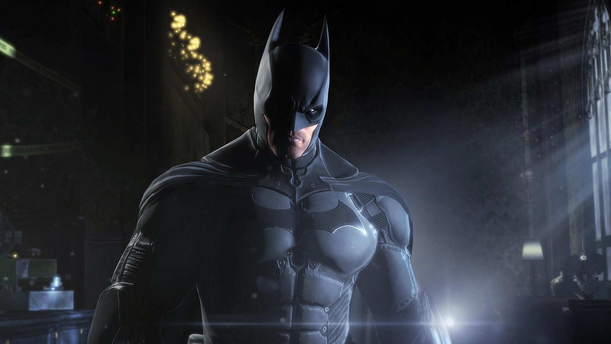 Batman: Arkham Origins Full HD Wallpaper And Background