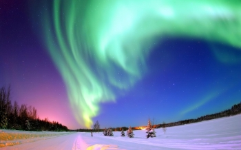 Earth - Aurora Borealis Wallpapers and Backgrounds ID : 405139