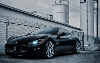 Vehicles - Maserati Wallpapers and Backgrounds ID : 405472