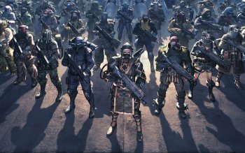 Video Game - The Lost Planet Wallpapers and Backgrounds ID : 405647