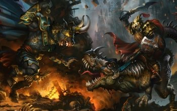 Fantasy - Battle Wallpapers and Backgrounds ID : 405770