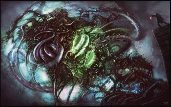Фэнтези - The Dunwich Horror Wallpapers and Backgrounds ID : 405778
