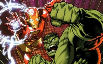 Strips - The Avengers Wallpapers and Backgrounds ID : 405924