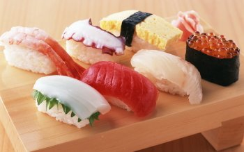 Alimento - Sushi Wallpapers and Backgrounds ID : 405969