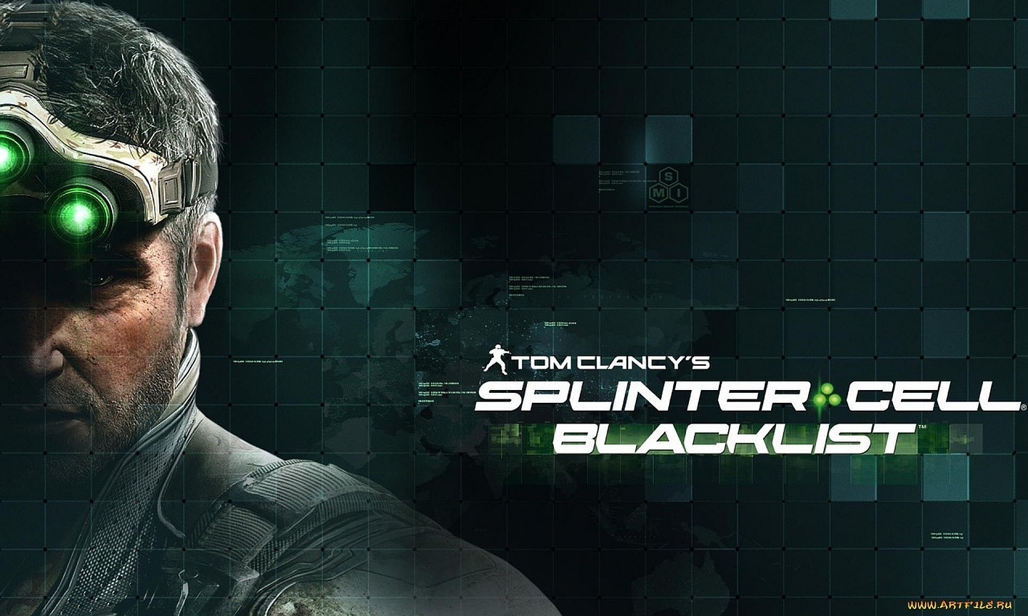 Tom Clancys Splinter Cell Blacklist Fondo De Pantalla And