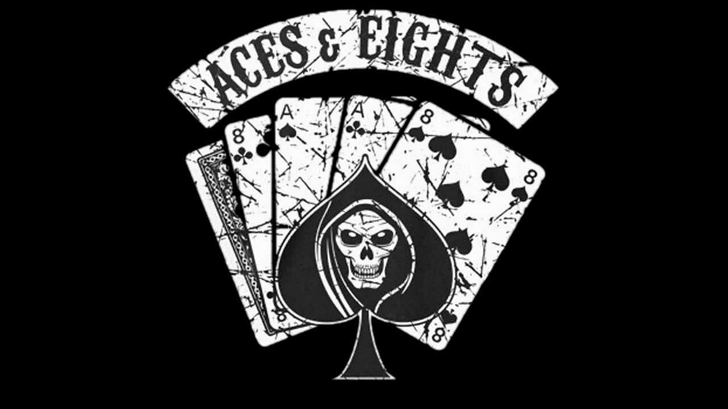 tna aces and eights logos