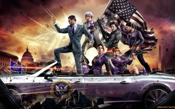 23 Saints Row Iv Fondos De Pantalla Hd Fondos De