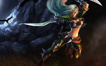Video Game - League Of Legends Wallpapers and Backgrounds ID : 406835