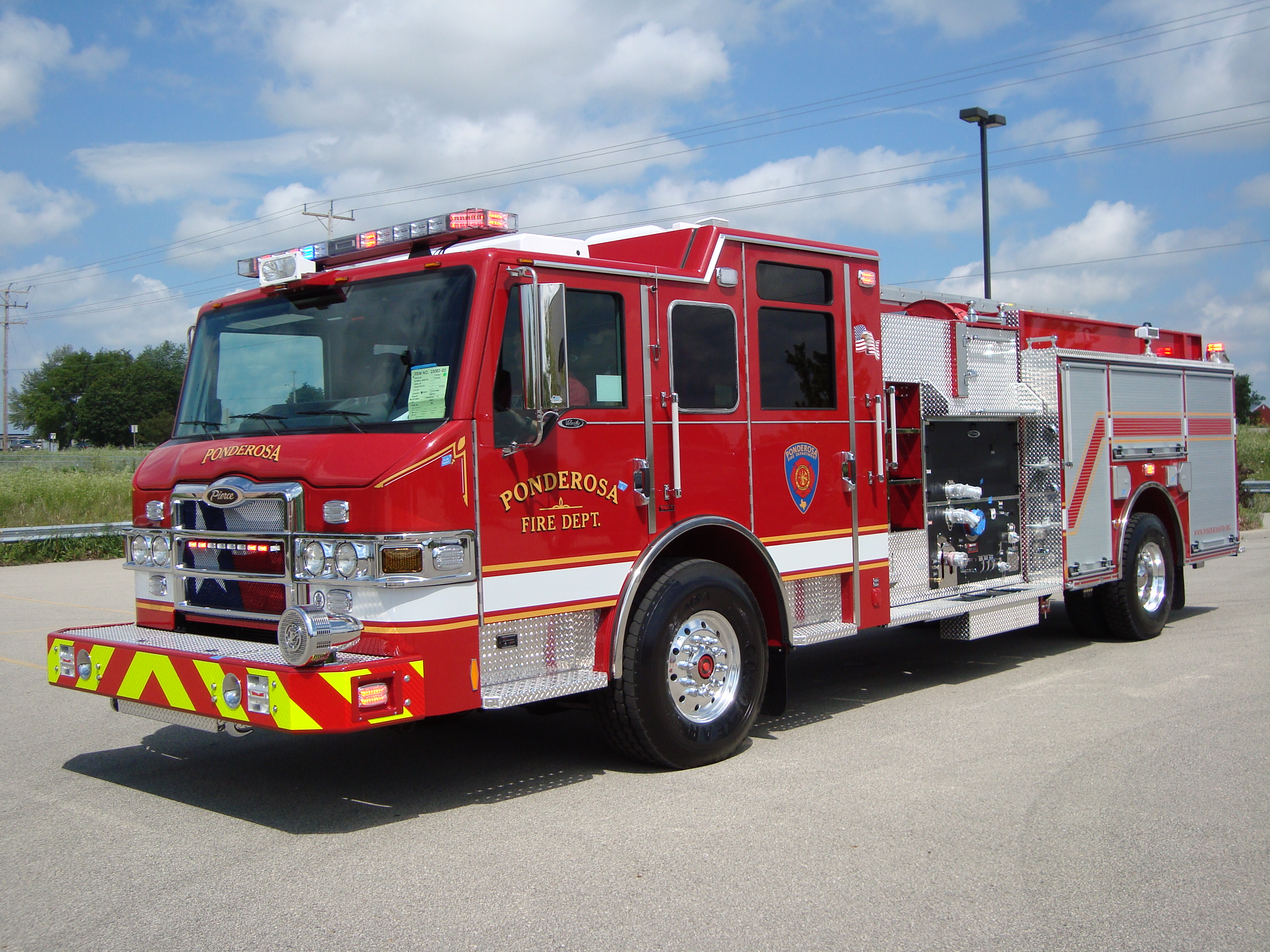 Mercedes Of Naperville >> 4 Pierce Fire Truck HD Wallpapers | Backgrounds ...