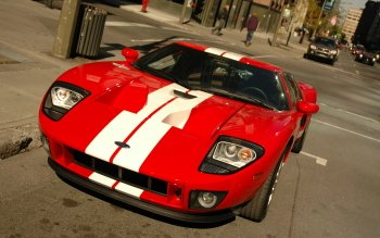 Vehicles - Ford GT Wallpapers and Backgrounds ID : 407273