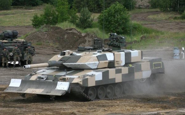Military Tank Tanks Soldier Leopard 2 HD Wallpaper   Background Image
