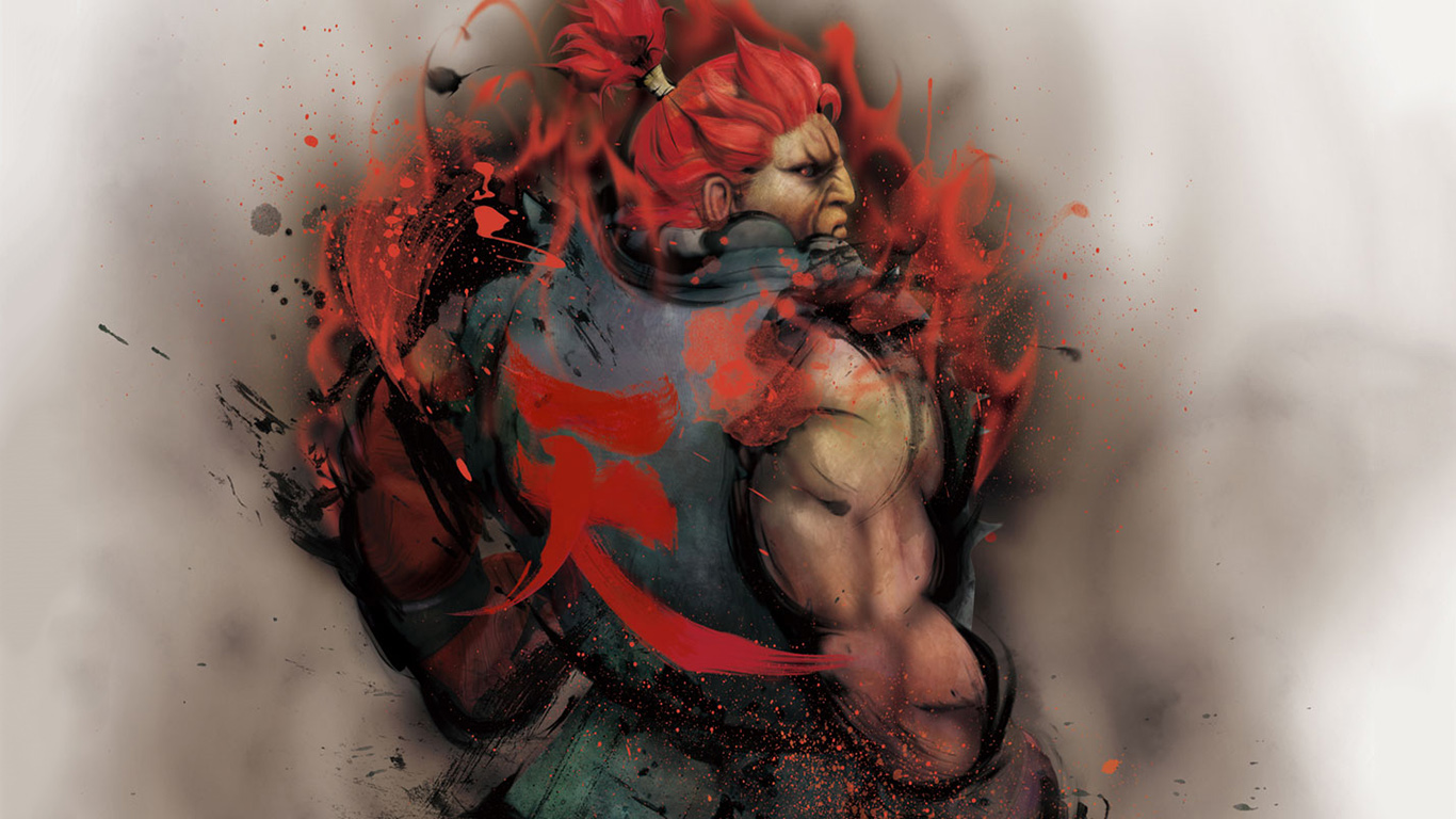 9 street fighter iv hd wallpapers backgrounds - Street fighter wallpaper akuma ...