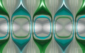 Abstract - Green Wallpapers and Backgrounds ID : 408109