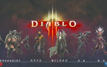 Video Game - Diablo III Wallpapers and Backgrounds ID : 408808