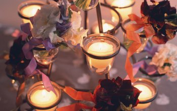 Photography - Candle Wallpapers and Backgrounds ID : 409212