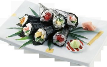 Alimento - Sushi Wallpapers and Backgrounds ID : 409380