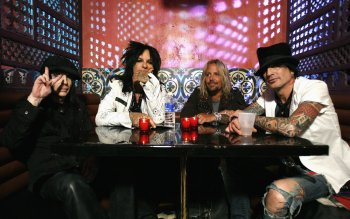 Music - Motley Crue Wallpapers and Backgrounds ID : 409458