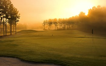 Рукотворное - Golf Course Wallpapers and Backgrounds ID : 409835