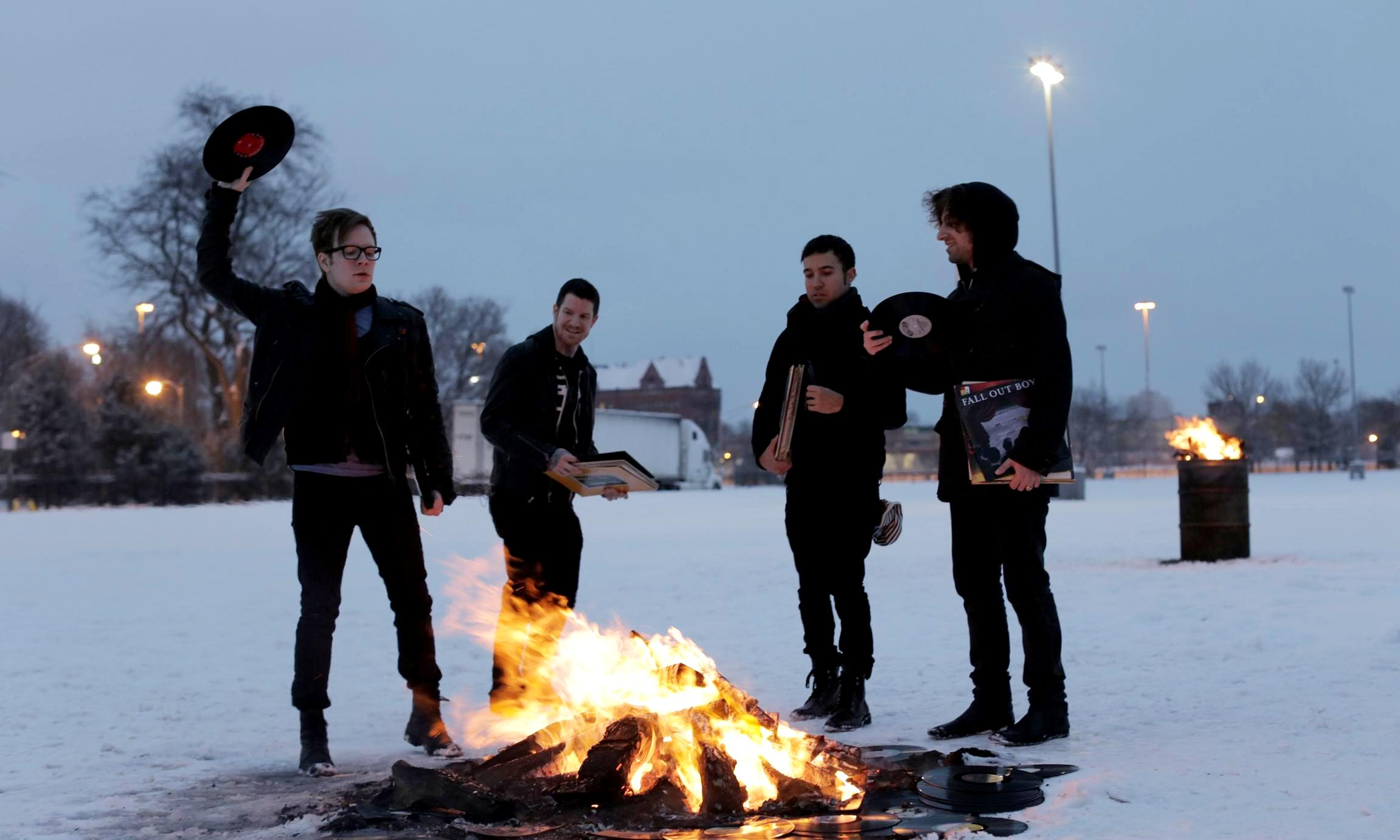 Fall Out Boy HD Wallpaper | Background Image | 2302x1382 | ID:410981 - Wallpaper Abyss