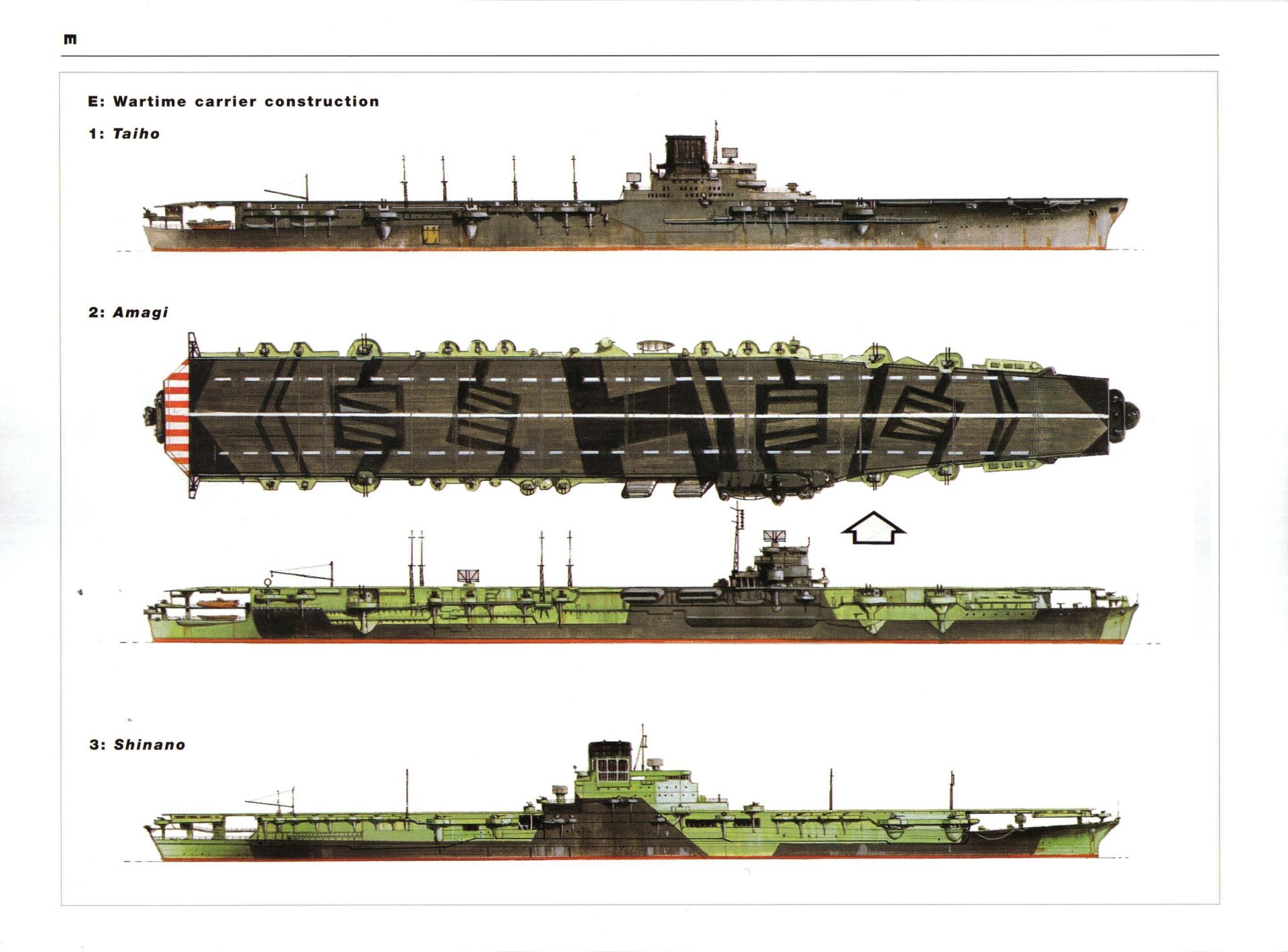 Military - Japanese Navy  Aircraft Carrier Japanese aircraft carrier Shinano Japanese aircraft carrier Amagi Japanese aircraft carrier Taiho Imperial Japanese Navy Wallpaper