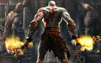 16 God Of War Ii Hd Wallpapers Background Images