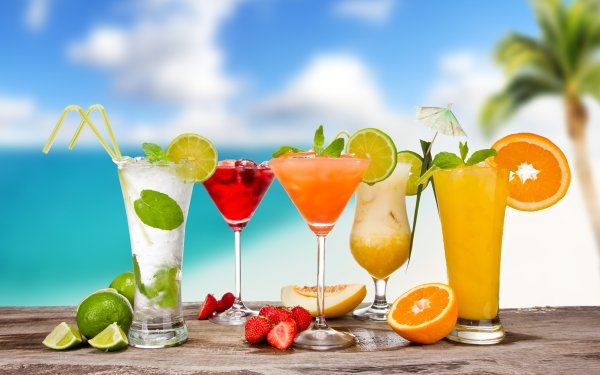 Food Cocktail HD Wallpaper | Background Image