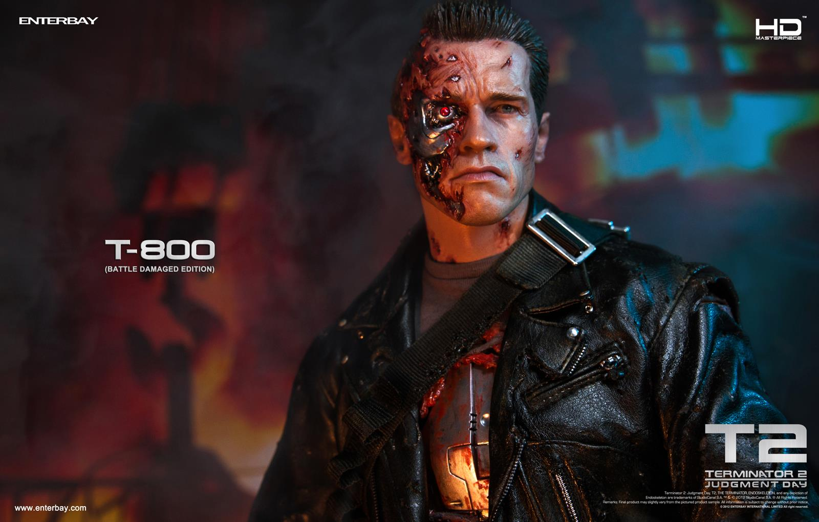 terminator 2  judgment day wallpaper and background image