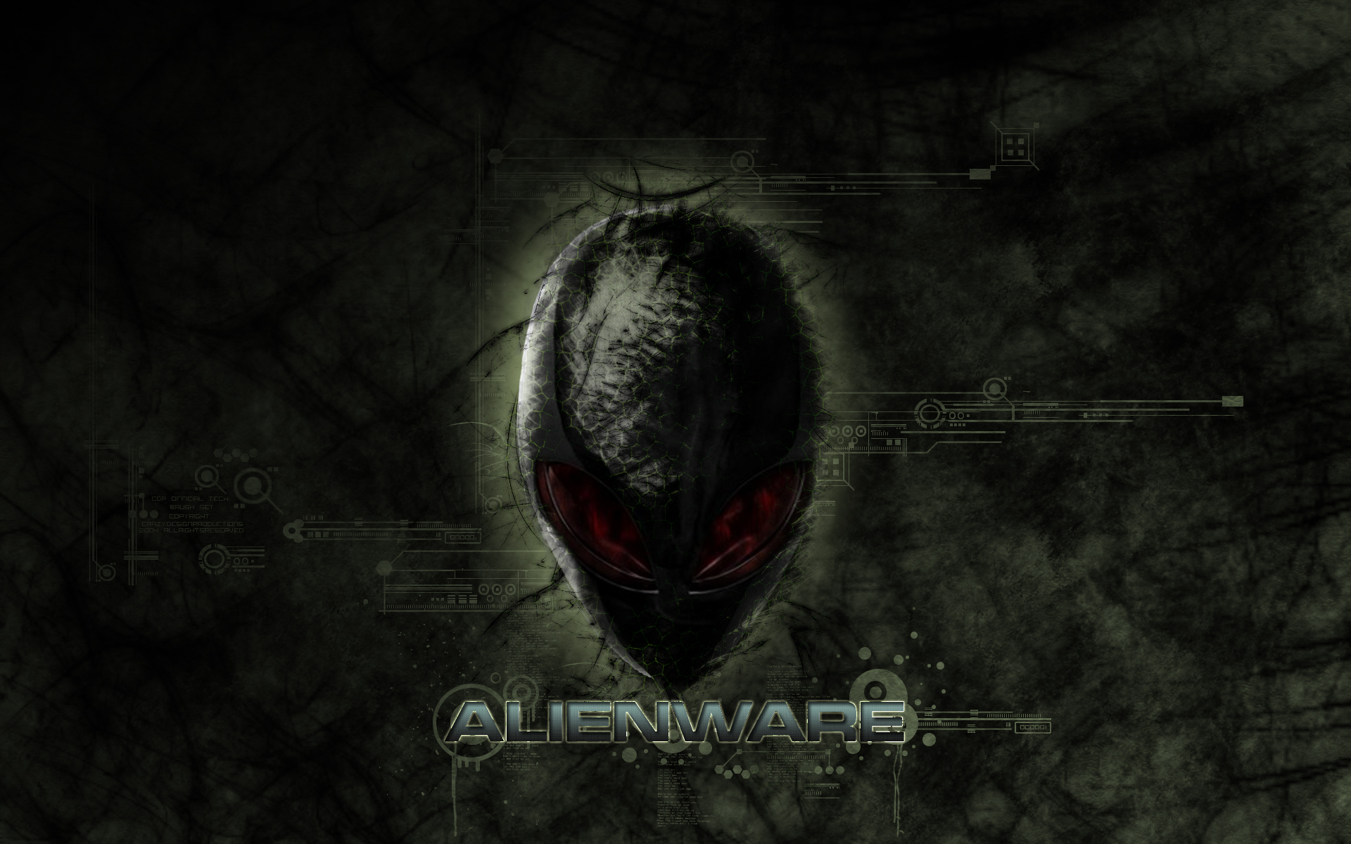 alienware full hd wallpaper and background image | 1920x1200 | id:411880