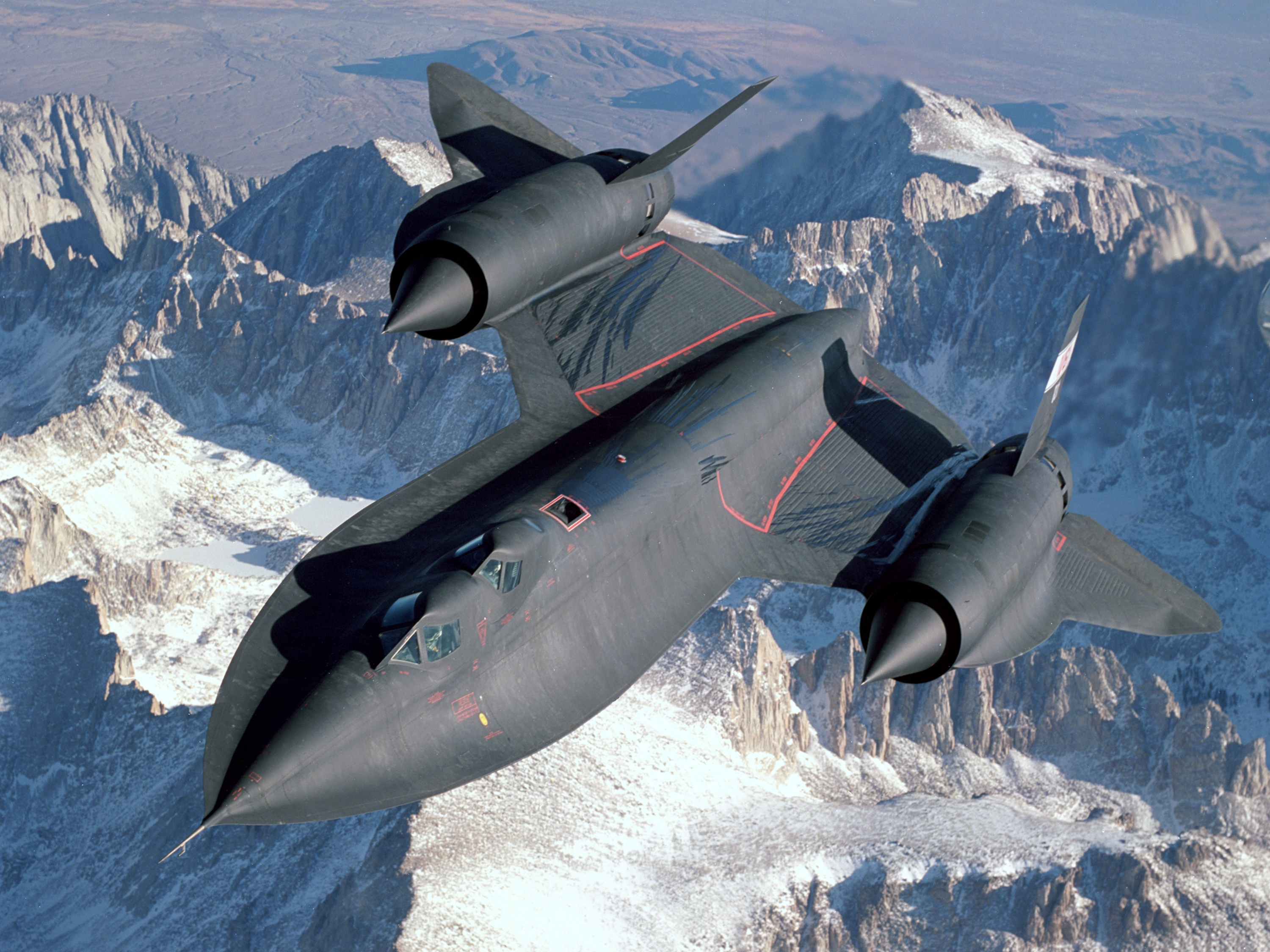 Lockheed sr 71 blackbird computer wallpapers desktop - Sr 71 wallpaper ...