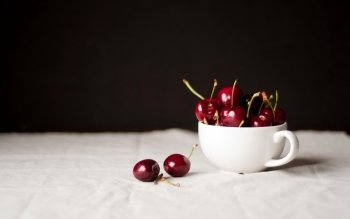 Alimento - Cherry Wallpapers and Backgrounds ID : 412063