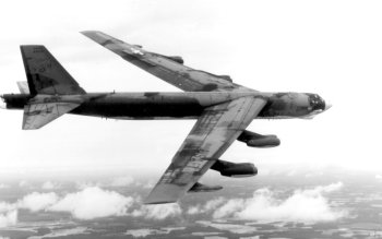 Militär - Boeing B-52 Stratofortress Wallpapers and Backgrounds ID : 412181