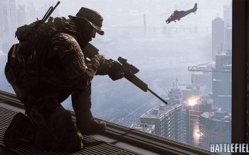 Video Game - Battlefield 4 Wallpapers and Backgrounds ID : 412329