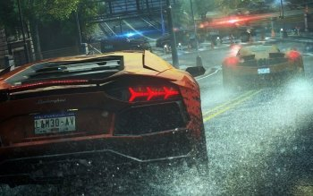 Computerspel - Need For Speed: Most Wanted Wallpapers and Backgrounds ID : 412703