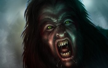 Dark - Werewolf Wallpapers and Backgrounds ID : 412793