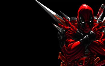 Comics - Deadpool Wallpapers and Backgrounds ID : 412883